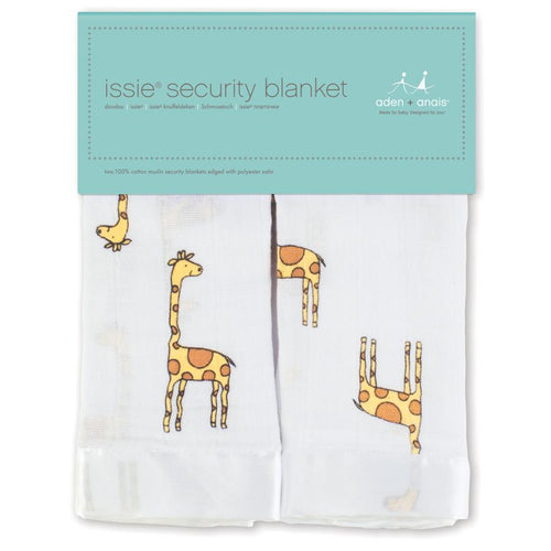 Jungle Jam Security Blanket - souzu.co.uk