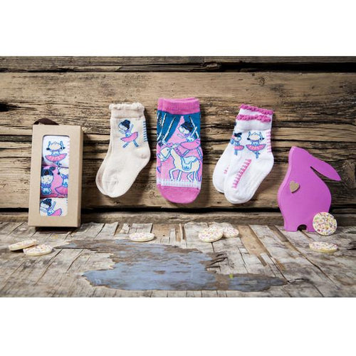 Ballerina Socks Gift Set* - souzu.co.uk