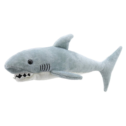 Shark Finger Puppet - souzu.co.uk