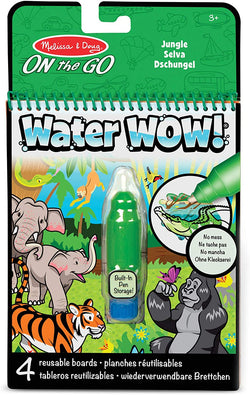 Water WOW Jungle