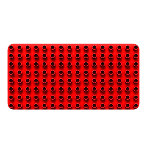 Baseplate Red - souzu.co.uk