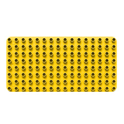 Baseplate Yellow - souzu.co.uk