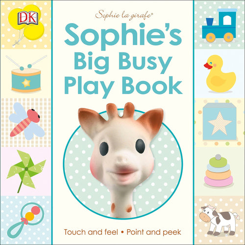 Big Busy Play Book Sophie