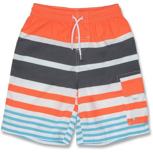 Orange Board Shorts - souzu.co.uk