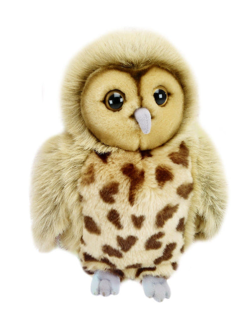 Owl Full-Bodied Animal Puppet - souzu.co.uk