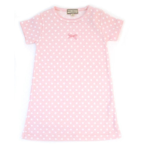 Polka Dot Nightie - souzu.co.uk