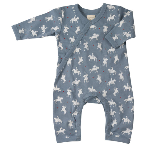 Cowboy Romper - souzu.co.uk