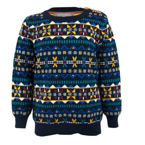 Fairisle Jumper - souzu.co.uk
