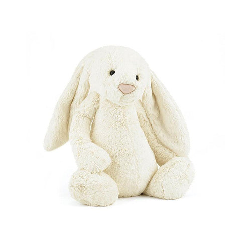 Bashful Cream Bunny - souzu.co.uk