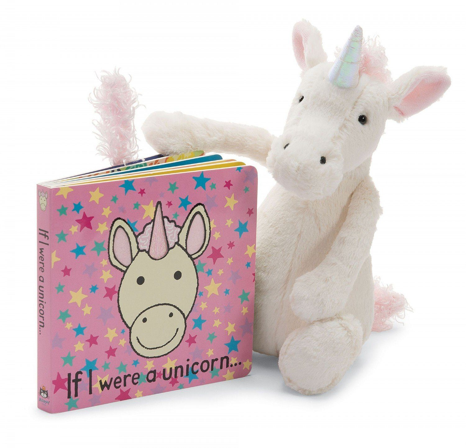 If I Were a Unicorn Book - souzu.co.uk