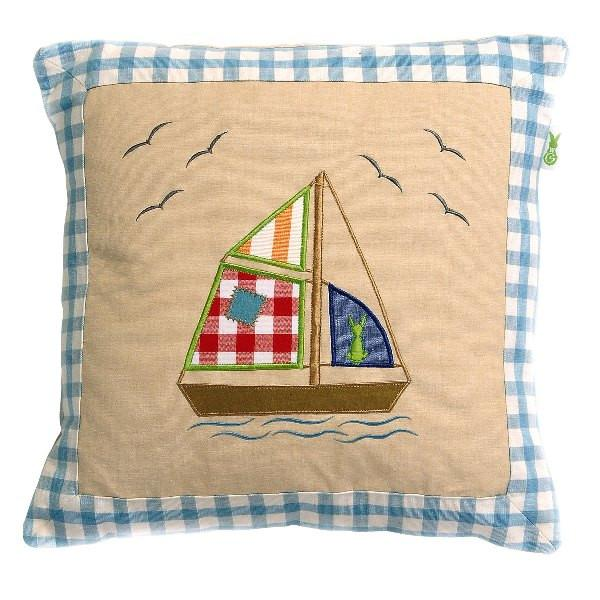 Beach House Cushion Cover - souzu.co.uk