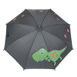 Dino Colour Changing Umbrella - souzu.co.uk