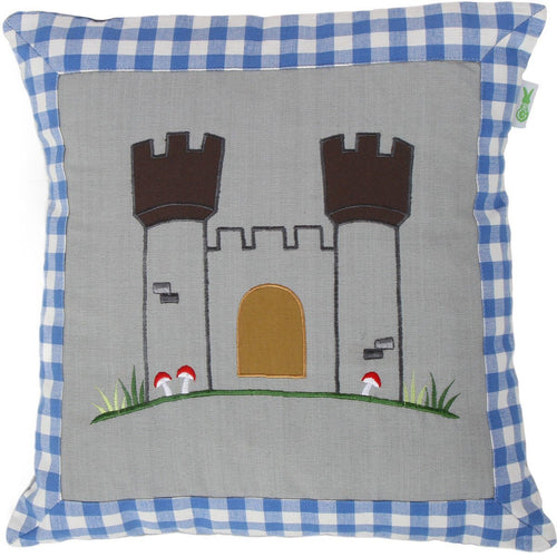 Knight' Cushion Cover - souzu.co.uk