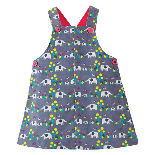 Molly Pinafore Dress - souzu.co.uk