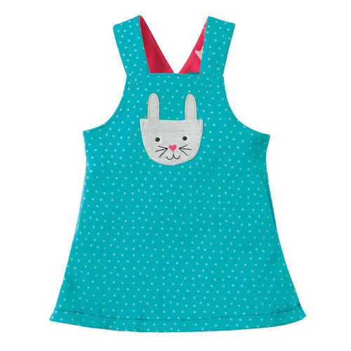 Bunny Reversible Dress - souzu.co.uk