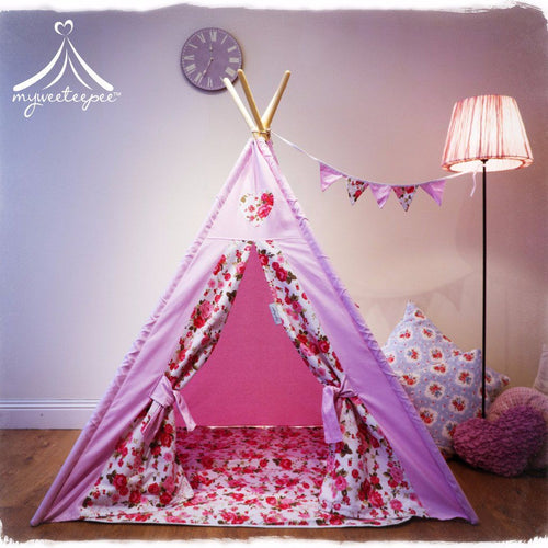Evie Rose Teepee - souzu.co.uk