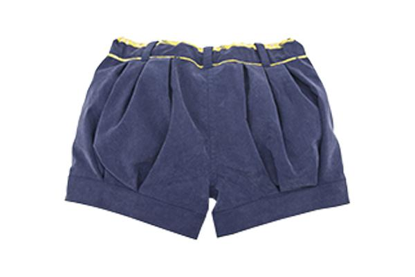 Blue Shorts - souzu.co.uk