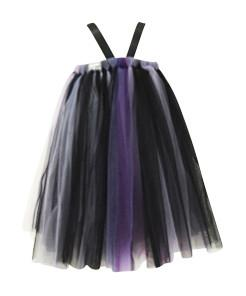 Dark Lilac Blush Dress - souzu.co.uk