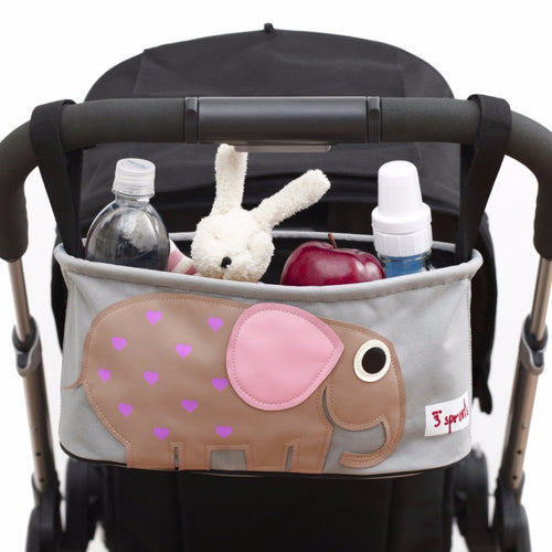 Elephant Stroller Organiser - souzu.co.uk
