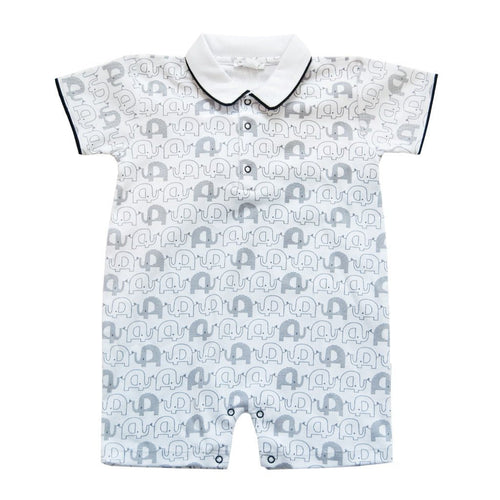 Elephant Playsuit - souzu.co.uk