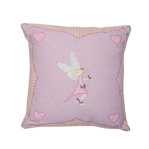 Win Green Fairy Cushion Cover | SOUZU