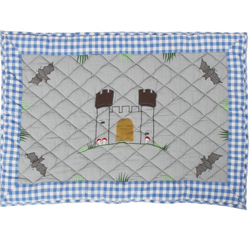 Knights Floor Quilt - souzu.co.uk