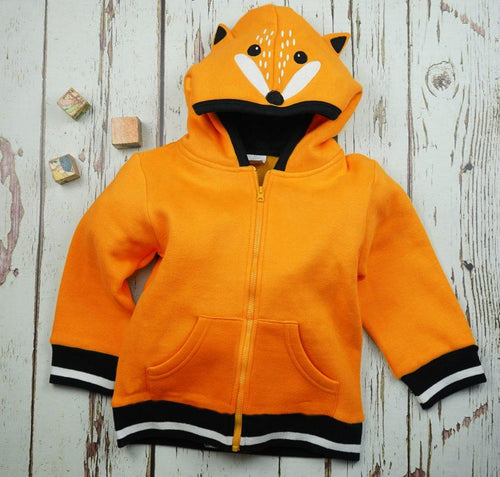 Fox Hoodie - souzu.co.uk
