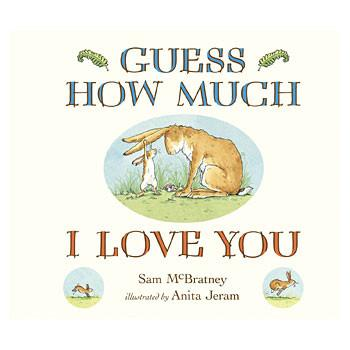 Guess How Much I love You Book - souzu.co.uk