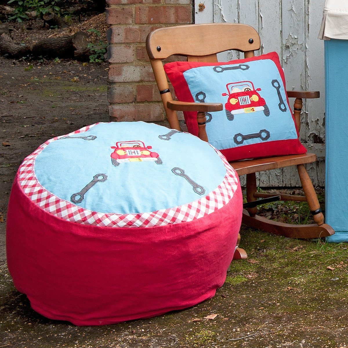 Garage Bean Bag - souzu.co.uk