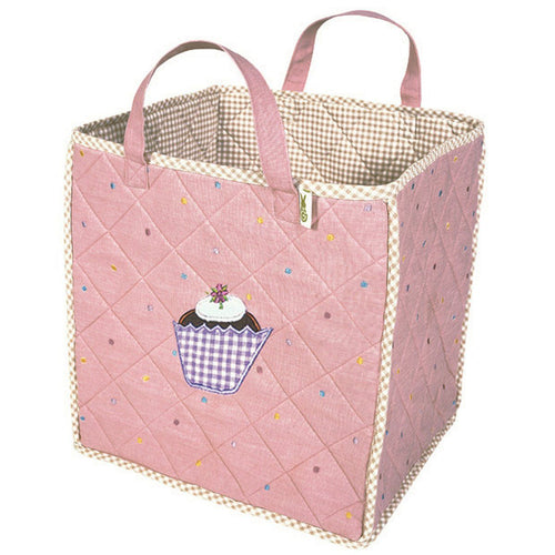 Gingerbread Toy Bag - souzu.co.uk