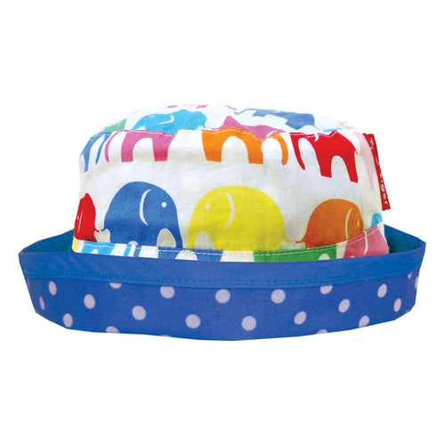 Multi Elly Reversible Sun Hat - souzu.co.uk