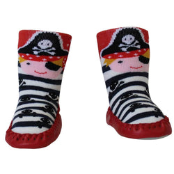 Pirate Moccasins - souzu.co.uk