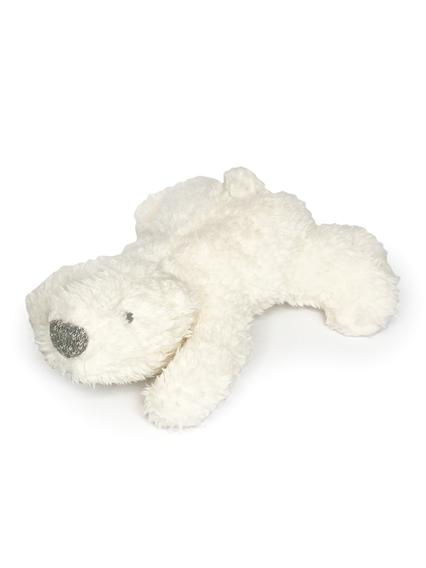 Baby Polar Bear Snuggly Toy