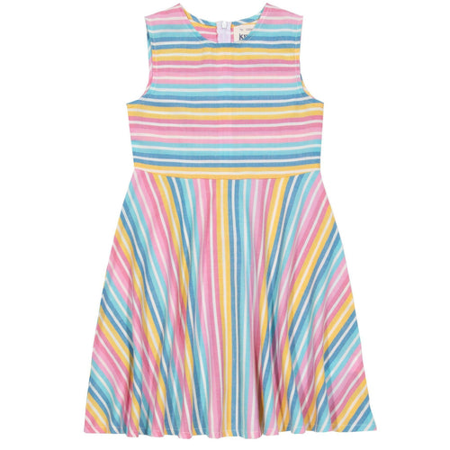 Deckchair Skater Dress - souzu.co.uk