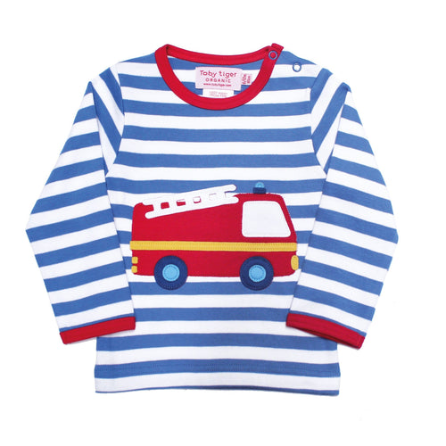Fire Engine Top - souzu.co.uk