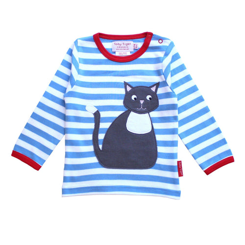 Long Sleeved Cat T-Shirt
