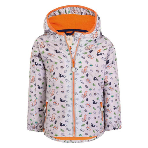 Woodland Print Coat - souzu.co.uk