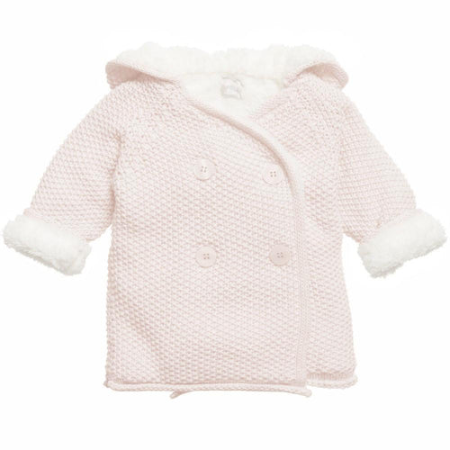 Lined Pixie Jacket - Pink