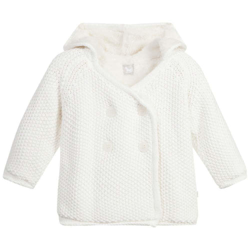 Lined Pixie Jacket - Cream - souzu.co.uk