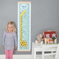 Giraffe Height Chart - souzu.co.uk