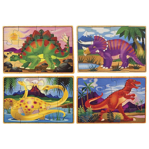 Dinosaurs Puzzle in a Box - souzu.co.uk