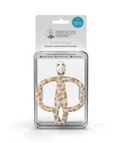 Giraffe Teether - souzu.co.uk