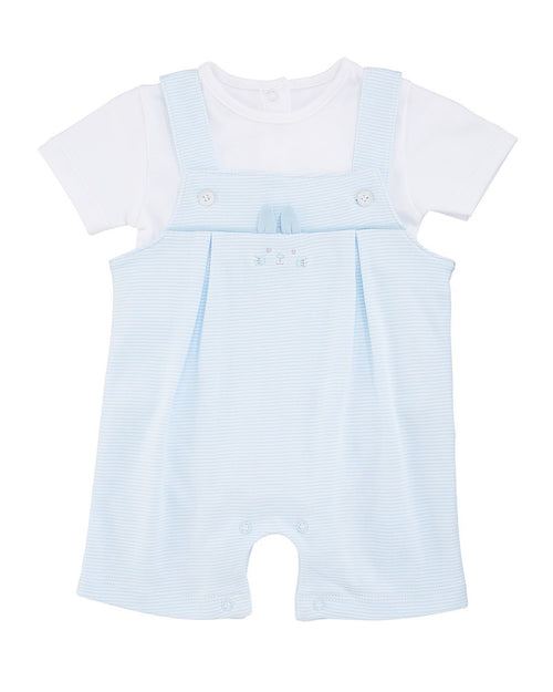 Bunny Buzz Jumper Set Blue