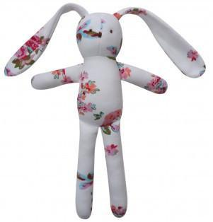 Floral Bunny - souzu.co.uk