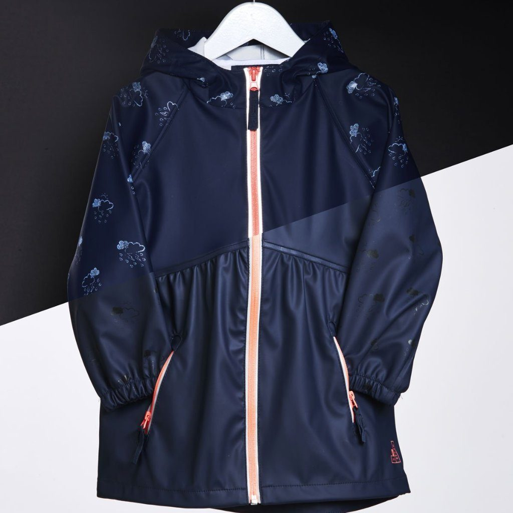 Reflective Cloud and Rain Jacket - souzu.co.uk