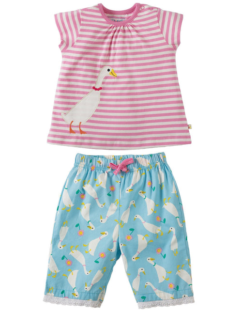 Ducky Dash Pyjamas - souzu.co.uk