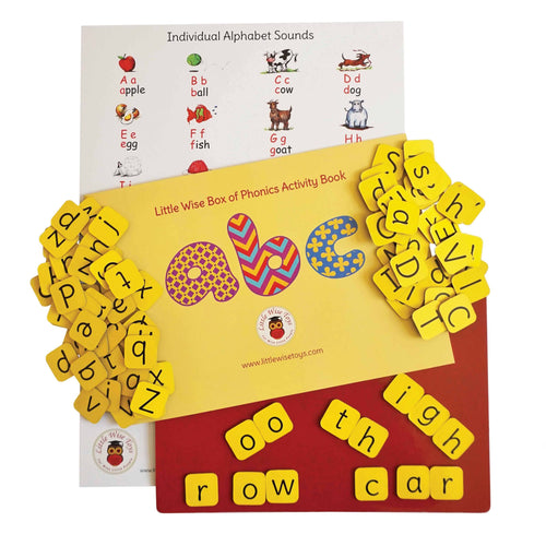 Little Wise Box Of Phonics - souzu.co.uk