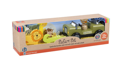 Safari Play Set - souzu.co.uk