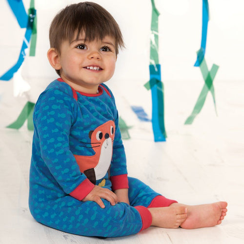 Otter Babygrow - souzu.co.uk