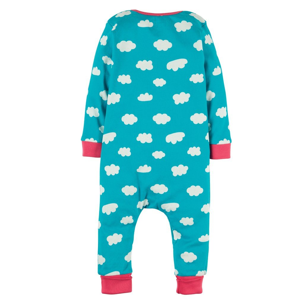 Giraffe Babygrow - souzu.co.uk